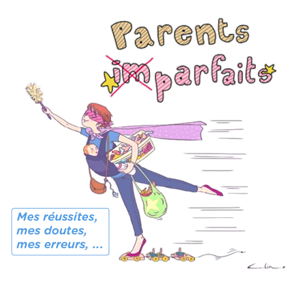 Atelier de discussions / Thème : Parents Parfaits – Imparfaits / 23 septembre