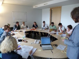 groupe travail