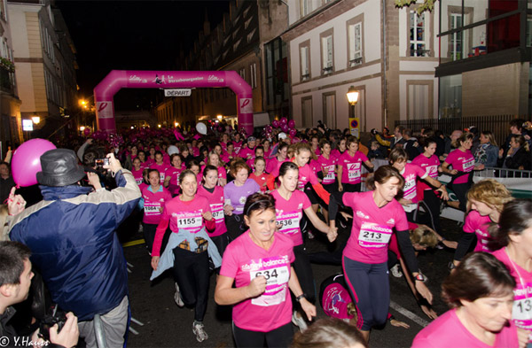 La Strasbourgeoise – course solidaire