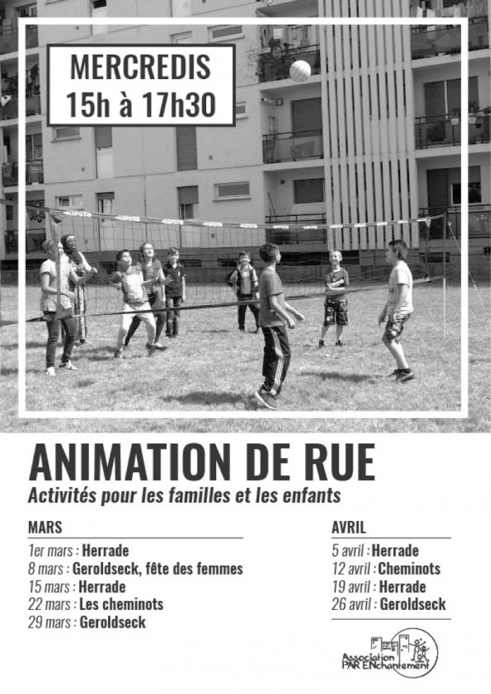 Animations de rue